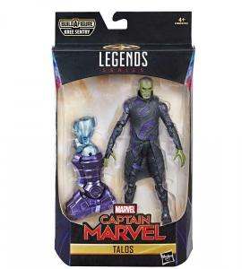 MARVEL LEGENDS Series Captain Marvel Talos Hasbro Kree Sentry   (L)
