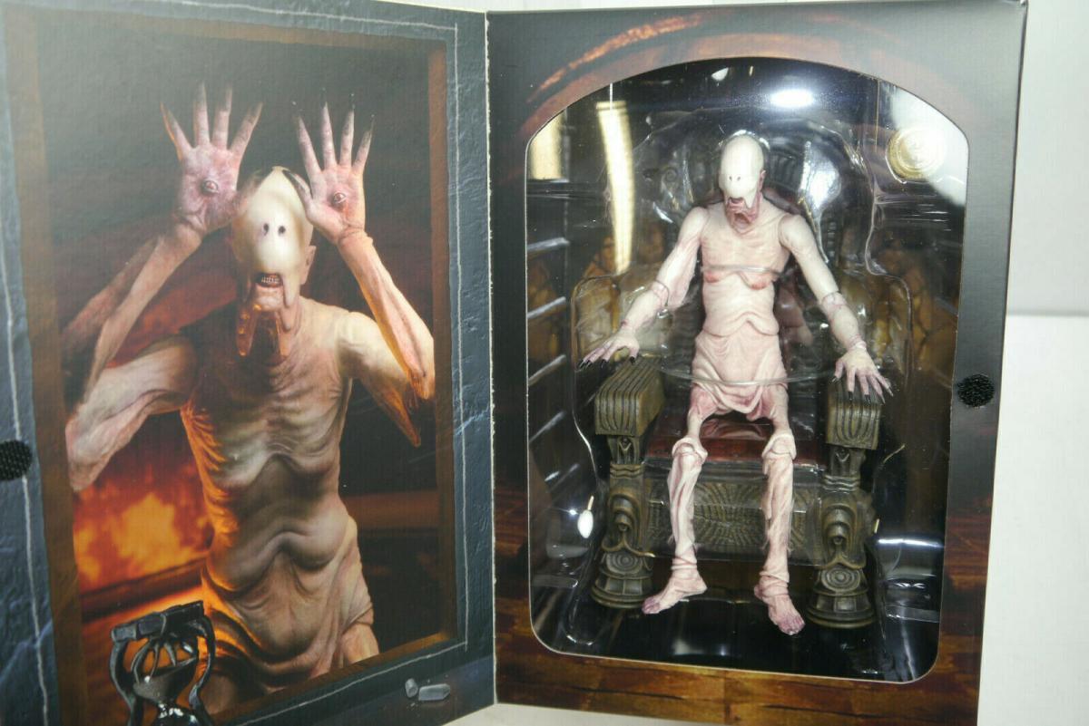PAN's LABYRINTH Signature Collection - Pale Man Actionfigur NECA Del Toro (L)
