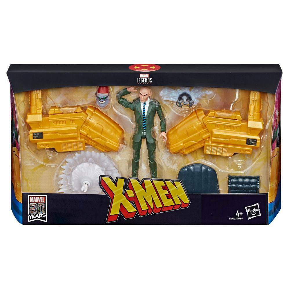 Marvel Legends Series X-Men  Professor X with Hover Chair ( L)
