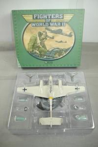 Atlas 7896023 Messerschmitt Bf 110 E-2   Standmodell 1:72 (K60)