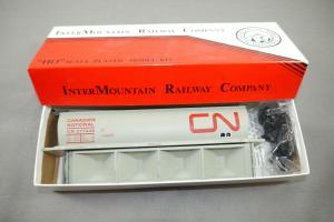 Inter Mountain Railway Cylindrical Grain Car 40205-16 Bausatz H0  (K39)A