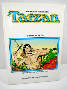 TARZAN Sammlerausgabe - Sonntagsseiten Jahrgang 1956 Comic HC HETHKE (WRY)