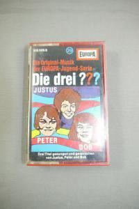 Europa Die drei ??? origianl Musik MC Nr. 29 / 515929.6 Hörspiel (K14)