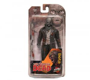 THE WALKING DEAD Skybound Exclusive - Beta B/W Actionfigur McFarlane (L) #B *
