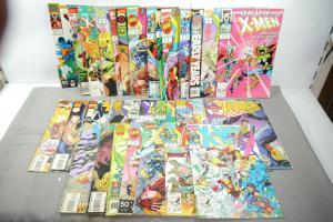 X-MEN  Marvel Comics Konvolut Sammlung  32 ver. Hefte englisch  Z : 2 (MF14)