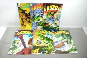Gogzilla Dark Horse Comics Band 1-6 komplett englisch 1988 Z : 1- (MF14)