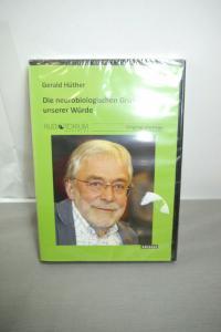 NEUROBIOLOGISCHEN GRUNDLAGEN UNSERER WÜRDE Gerald Hüther Vorträge DVD (WR4)