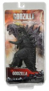 GODZILLA 2014 Head to Tail Actionfigur 30cm Neca Neu (KB15)