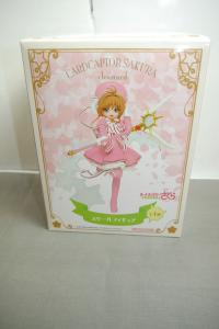 Cardcaptor Sakura Clear Card PVC Statue Sakura (Game-Prize ) 18 cm Taito (L)