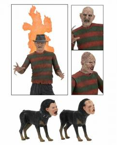Nightmare On Elm Street Part 2 Freddy  Krueger  Revenge ca.18 cm Neca  (KA10)*