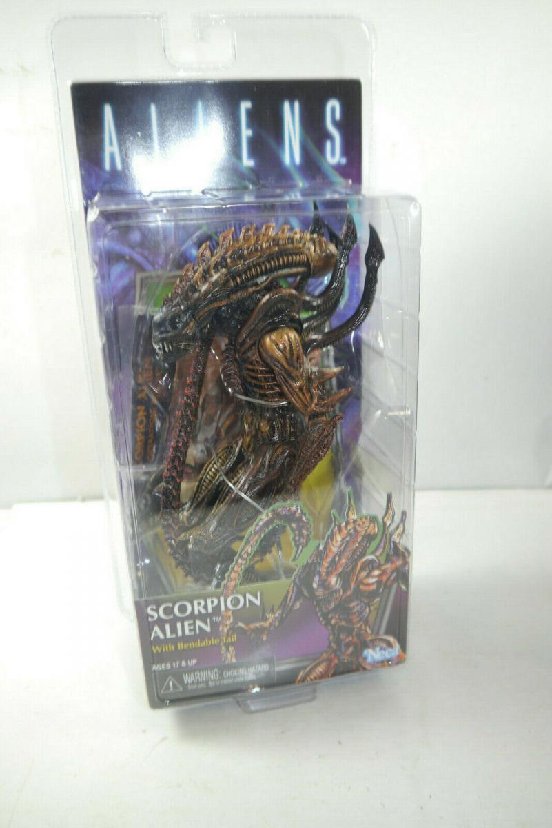 ALIENS Series 13   Scorpion Alien   NECA Neu (L) 3