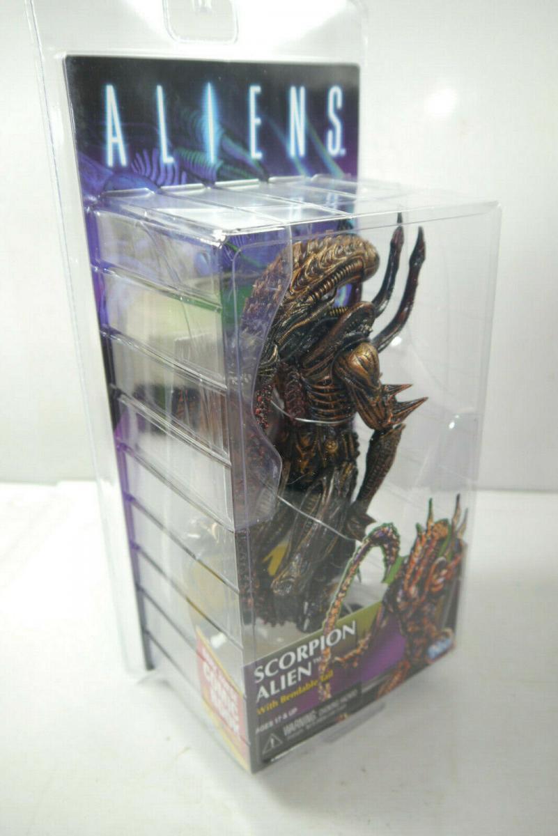 ALIENS Series 13   Scorpion Alien   NECA Neu (L) 4