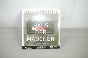 Winkelmann Das Haus der Mädchen 2 MP3 - CD´S Neu (K23)
