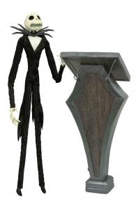 Nightmare before Christmas Puppe Podium Jack Deluxe Coffin Doll 36 DIAMOND KB16*