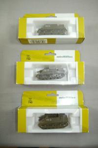Herpa  minitanks Deutz Koffer-LKW    Neu OVP H0 1:87 (K41)
