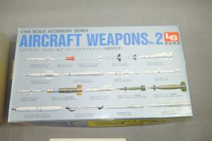 LS Accessory Series Aircraft Weapons Flugzeugwaffen No.2  1:144  (  K41 )