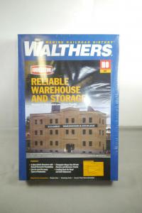 Walthers Cornerstone Reliable Warehouse and Storage  H0 Neu OVP (MF19)