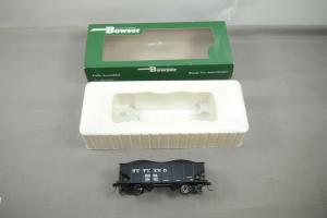 Bowser # 41146 Rutland GLa 2 Bay Hopper Car Road 10004 mit OVP  ( WR4 )