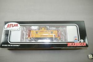 Atlas H0 Trainman Cupola Caboose Union Pacific Road #25265  +OVP WR4