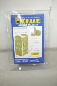 Walthers Cornerstone Modulars large Door Wall Section   Bausatz  H0 OVP F5 H