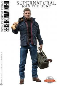 Supernatural Master Series  Dean Winchester Actionfigur 1/6  31 cm QMx (L)