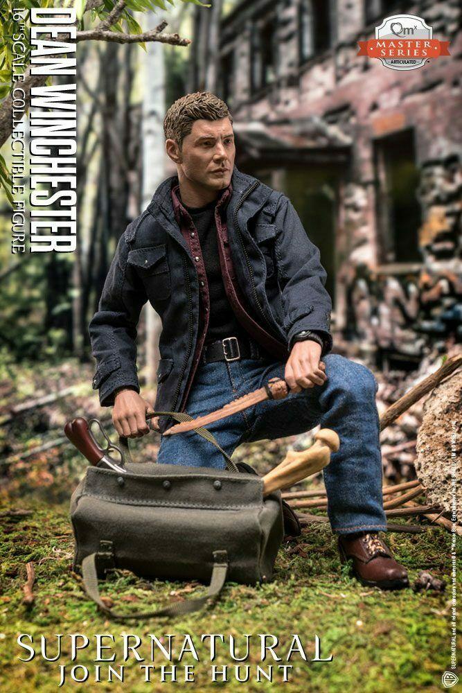 Supernatural Master Series  Dean Winchester Actionfigur 1/6  31 cm QMx (L) 1