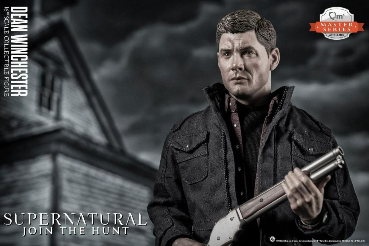 Supernatural Master Series  Dean Winchester Actionfigur 1/6  31 cm QMx (L) 3