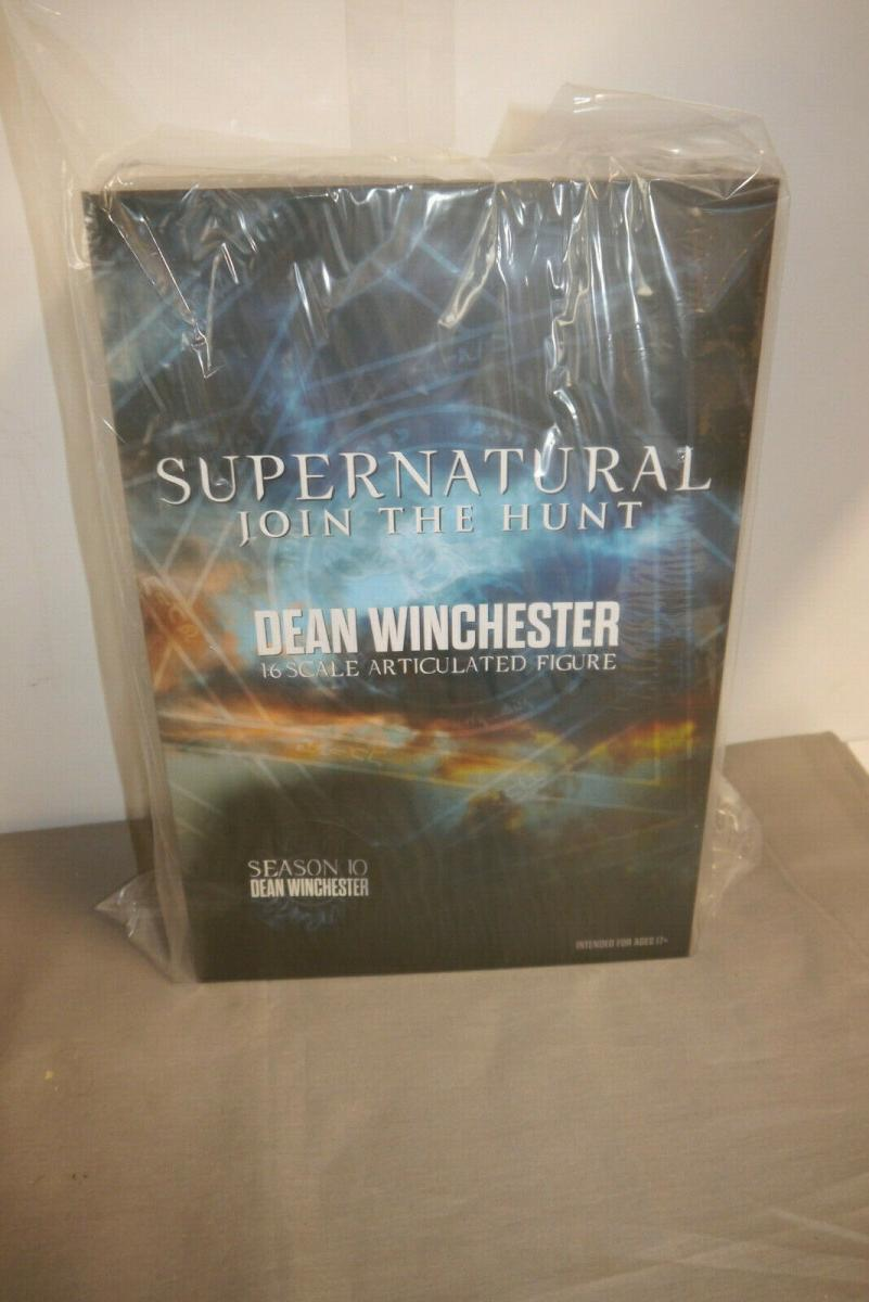 Supernatural Master Series  Dean Winchester Actionfigur 1/6  31 cm QMx (L) 4