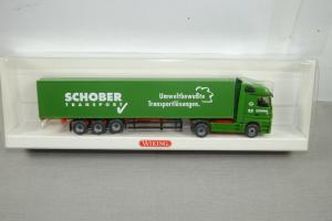 WIKING Koffer-Sattelzug MB Actros Facelift  Modellauto 1:87 (K77) #05