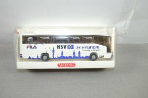 WIKING  Reisebus 7141244 HSV Hyundai   Modellauto 1:87 (K77) #01
