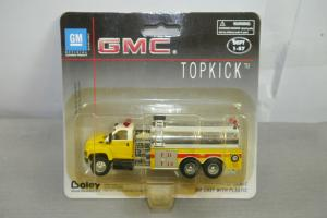 Boley Topkick GMC Tank Truck Yellow  1:87  OVP  (K93) #D