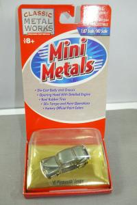 Classic Metal Works Mini Metals ´41 Plymouth Coupe 1:87 mit OVP  (K55) # J