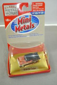 Classic Metal Works Mini Metals ´55 Bel Air Sedan 1:87 mit OVP  (K55) #H