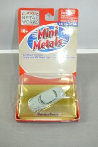 Classic Metal Works Mini Metals ´51 Hudson Hornet 1:87 mit OVP  (K55) #G