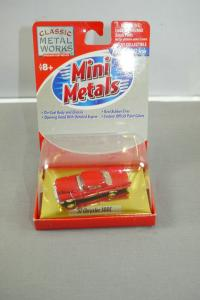 Classic Metal Works Mini Metals ´57 Chrysler 300C 1:87 mit OVP  (K55) #E