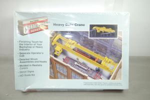 Walthers Cornerstone Heavy Duty Crane 933-3150 Neu / OVP  H0 1:87 (F2)