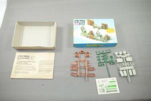 Kibri 8122 Büroeinrichtung  Plastik Modellbausatz H0 ( K27 )
