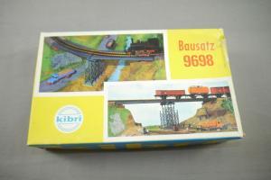 Kibri 9698 Trestle Bridge Bockbrücke Plastik Modellbausatz H0 ( K23 )