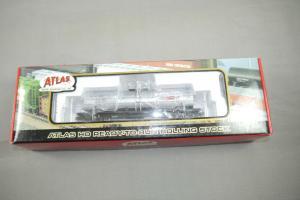 Atlas H0 1061-2-11,000 Gallon Tank Car Fuelane Corp #133 (K11)11