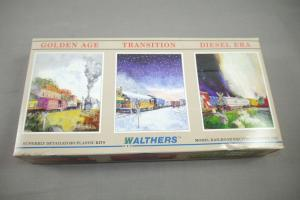 Walther 54´ GSC Flat Car Great Northern # 60409 H0 932-3758 Neu OVP  ( K31 )A