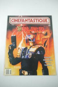 Cinefantastique Film Magazin Judge Dredd Vol.26 Nr.5 1995 Z: sehr  gut (WR6)