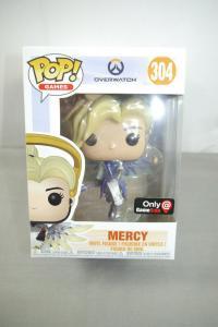 Overwatch MERCY POP Games Funko 304 ca.10cm in OVP (L)