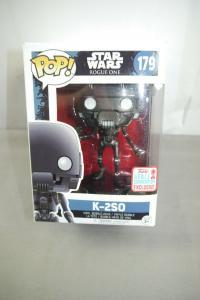 Star Wars  Rogue one K-2SO POP  Funko 179 ca.10cm in OVP (L)