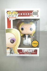 Bride of Chucky Tiffany   POP Movies Funko 468 ca.10cm in OVP (L)