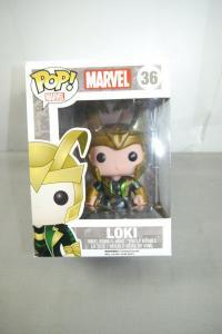 Marvel LOKI POP Marvel Funko 36 ca.10cm in OVP (L)