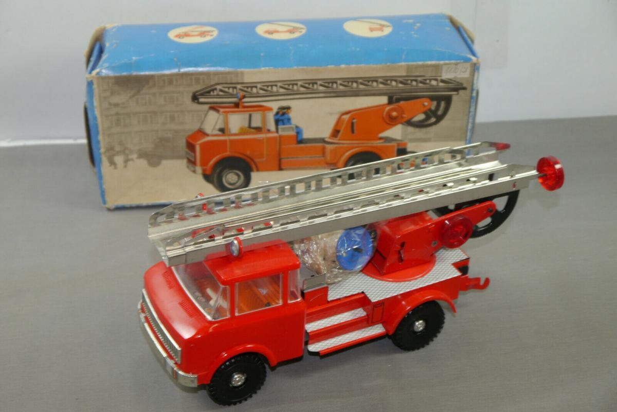 DDR MS Brandenburg Feuerwehr 0625 mit OVP ungespielt   (K47) 0