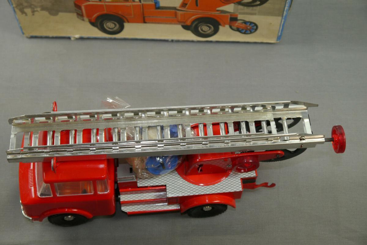 DDR MS Brandenburg Feuerwehr 0625 mit OVP ungespielt   (K47) 3