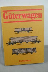Güterwagen transpress VEB Verlag  Buch HC  Z : gut  (WR5)