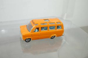 SIKU V334 V264 Ford Transit orange Schulbus  8,5 cm (K66) #19