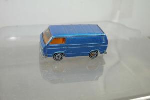 SIKU 1331 VW Transporter blau ca. 7,5cm(K66) #9